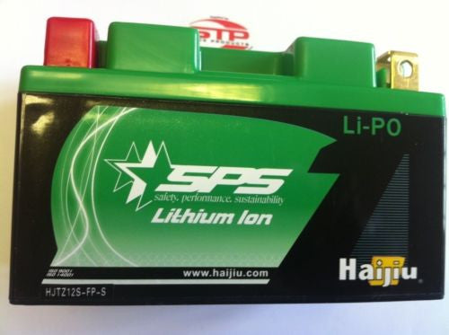 YTX7L-BS Replacement Lightweight Lithium Ion Battery