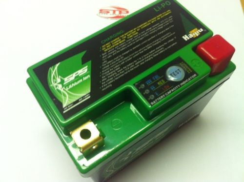 YTX4L-BS Replacement Lightweight Lithium Ion Battery