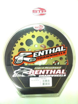 BMW HP-4 Renthal Ultralight Anodised Rear Sprocket 41 tooth fits 520 Chain Conv