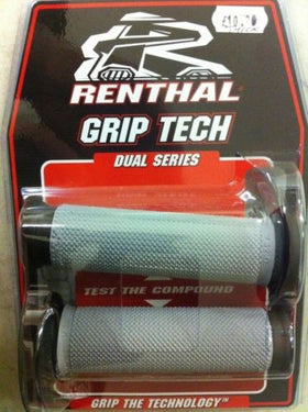 Renthal Thick Road Race Dual Compound Grips , (32mm dia) G176