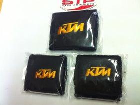 KTM RC8/R Motorcycle 1 x Clutch & 2 x Brake Reservoir Shrouds  Socks Cover,