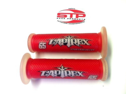 Progrip Softgrip Superbike 717 GP Gel Logo Grips Dual Compound 122mm