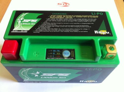YT12A-BS Replacement Lightweight Lithium Ion Battery