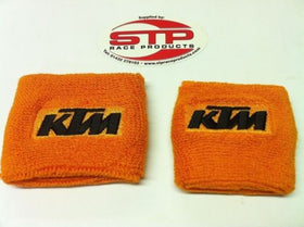KTM (all models) Front & Rear Brake Reservoir Shrouds Socks Cover