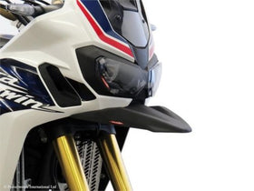 Honda CRF1000L Africa Twin 16-19 Beak Matt Black by Powerbronze (without crash bars )