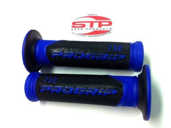Progrip Superbike 732 Blue-Black Dual Compound Grips 125mm