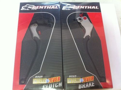 Renthal  Brake & Clutch Intellilevers to fit Ducati Diavel Strada   2011-2015.