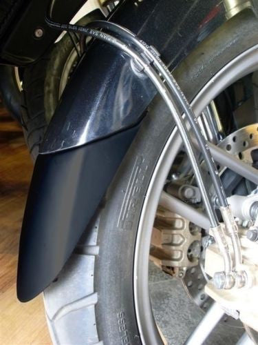 Yamaha XV750 & XV1100 all years  Mudguard Extender Fender by Pyramid Plastics