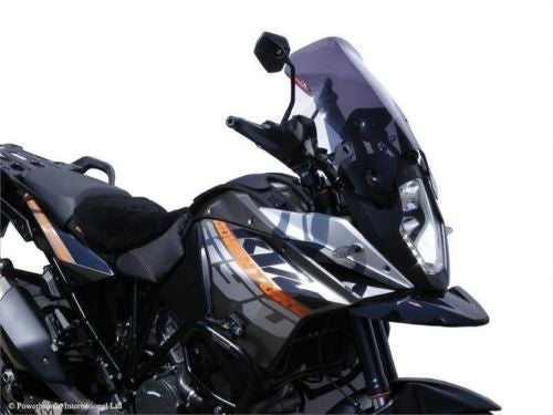 KTM 1190 Adventure 13-2016 High-Impact Black ABS plastic Beak Powerbronze
