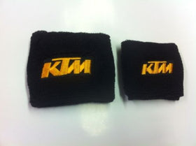 KTM all models Motorcycle Front & Rear Brake Reservoir Shrouds Socks Cover