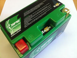 YTZ12-S Replacement Lightweight Lithium Ion Battery