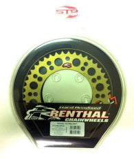 Renthal Ultralight Anodised Rear Sprocket 41 tooth fits 520 Chain Aprilia RSV4