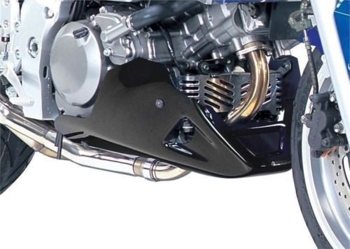 Suzuki Gladius 2009-2016 Belly Pan Carbon Look by Powerbronze
