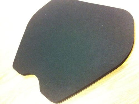 Pre-shaped 12mm Seat Foam Self-Adhesive Road Race Trackday Suzuki