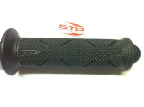 Progrip Superbike 716 Black Single Density Grips 122mm Long  PG716B