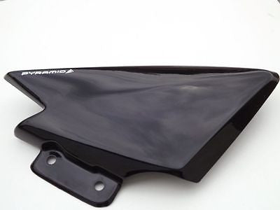 Yamaha MT09 & FZ09 13-2015 GRP Carbon Look Frame Infil Panels by Pyramid