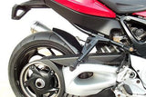 BMW F800 S & F800 ST  2006-2012 Hugger Gloss Black GRP by Pyramid Plastics