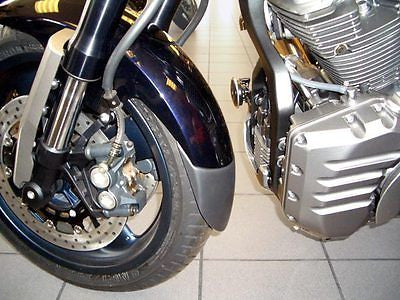 Yamaha MT-01 all years  ABS Mudguard Fenda Extender