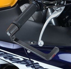 R&G Racing Carbon Fibre Brake Lever Guard fits most Yamaha Models  BSB   WSB
