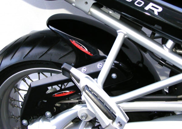 BMW R1200R 2006-2014  Rear Hugger by Powerbronze Gloss White