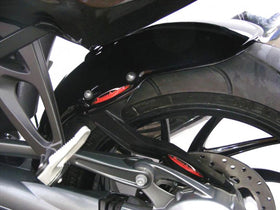 BMW K1200R/S  04-2009 Rear Hugger by Powerbronze  Carbon Look