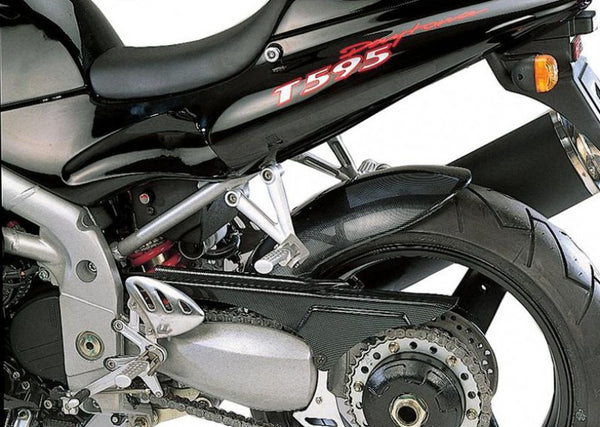 Triumph Sprint ST 98-2004 & 955i  98-2005  Rear Hugger by Powerbronze Gloss Black