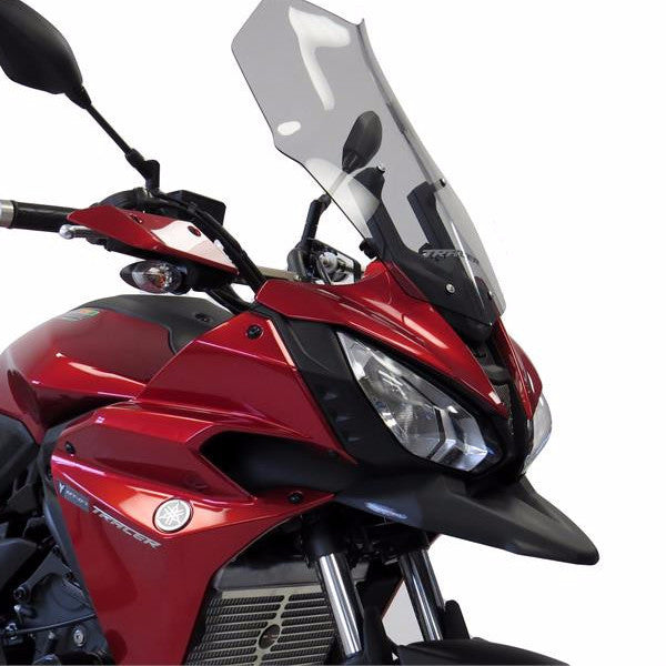 Yamaha MT-07 & FZ-07 Tracer & GT 16-2019 Black Plastic Beak by Powerbronze