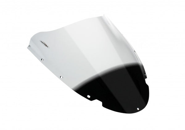 Ducati 999   03-2004  Airflow (no cut out) Light Tint DOUBLE BUBBLE SCREEN by Powerbronze