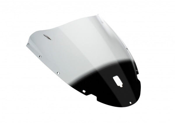 Ducati 749   03-2004  Airflow (with cut out) Light Tint DOUBLE BUBBLE SCREEN by Powerbronze