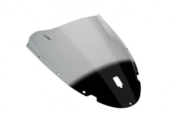 Ducati 749   03-2004  Airflow (with cut out) Dark Tint DOUBLE BUBBLE SCREEN by Powerbronze