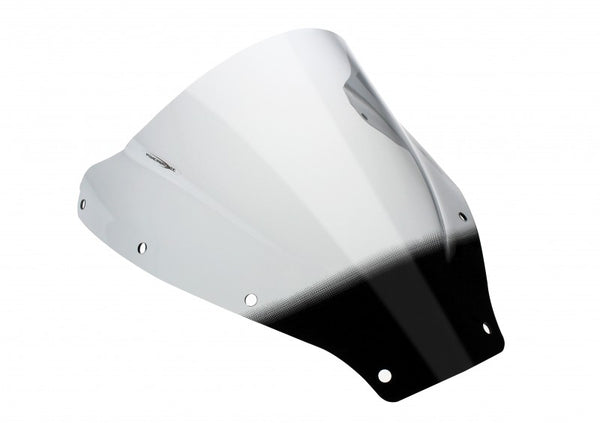 Ducati 620 Sport(fuel inject) 02-2006  Airflow  Light Tint DOUBLE BUBBLE SCREEN by Powerbronze