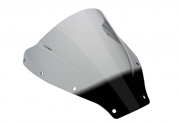 Ducati 800  98-2006  Airflow  Dark Tint DOUBLE BUBBLE SCREEN by Powerbronze