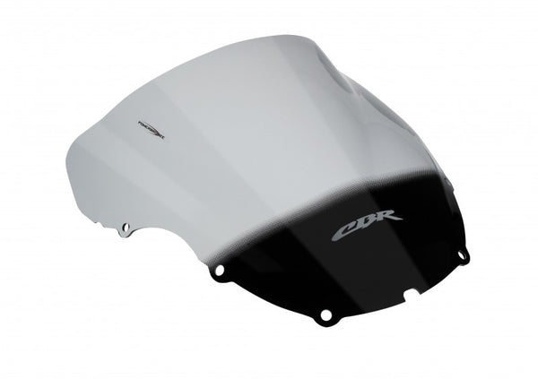 Honda CBR600F   99-2000  Airflow Dark Tint DOUBLE BUBBLE SCREEN by Powerbronze.
