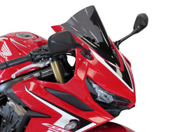 Honda CBR650R  19-2020 Airflow Dark Tint DOUBLE BUBBLE SCREEN by Powerbronze