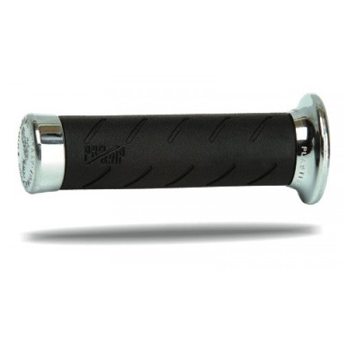 NEW Progrip Custom Chrome  Grips 140mm