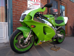 1997 Kawasaki ZX7r      NOW JUST £1,995 sorry now sold