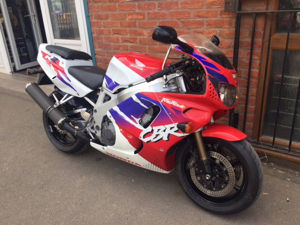 SOLD 1995 Honda CBR900RRS Fireblade sorry now sold