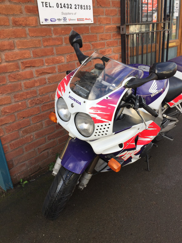 SOLD 1993 Honda CBR900RRN Fireblade.Low Mileage Sorry now sold