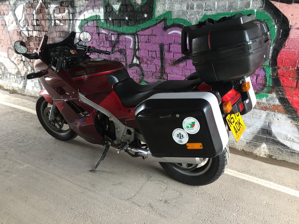 1996 Suzuki GSX1100F Maroon/Red. NEW PRICE