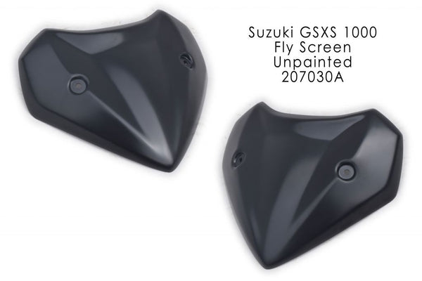GSXS1000 Fly Screen Unpainted