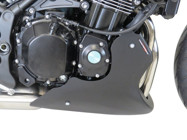 Kawasaki Z900RS & Z900RS Cafe 18-2019 Belly Pan  Gloss Black  by Powerbronze