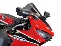 Honda CBR1000RR  17-2019 Airflow Dark Tint DOUBLE BUBBLE SCREEN by Powerbronze