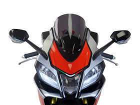 Aprilia RSV4 RF & RR 15-20 Airflow Light Tint EXTRA HIGH SCREEN Powerbronze