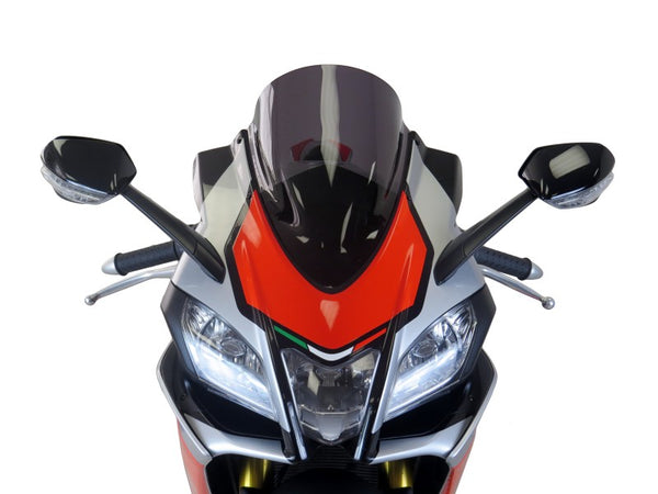 Aprilia RSV4 RF & RR 15-20 Airflow Dark Tint EXTRA HIGH SCREEN Powerbronze