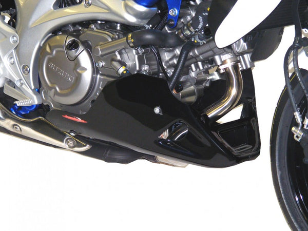 Suzuki SV650 & SV650X 2016-2020 Belly Pan Carbon Look Finish by Powerbronze