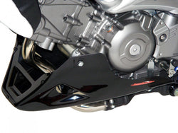 Belly Pan Black /& Silver watercooled only Suzuki GSF1250 /& 1250S Bandit 07-16