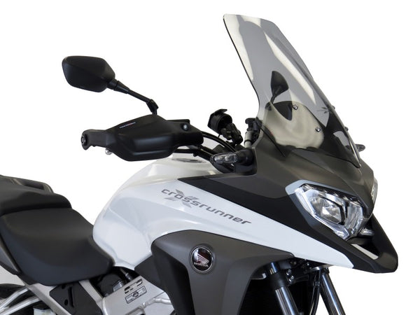 Honda VFR800X Crossrunner 15-2020 Matt Black Handguard/Wind Deflectors Powerbronze