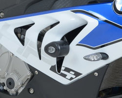 Crash Protectors - Aero Style for BMW S1000RR '12-'14 and HP4 [Non Drill]