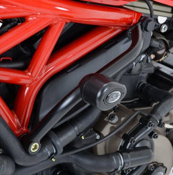Crash Protectors - Aero Style for Ducati Monster 821, 1200, R & S '14-