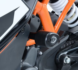 Aero Crash Protectors for KTM RC 125 / RC 200 and RC 390